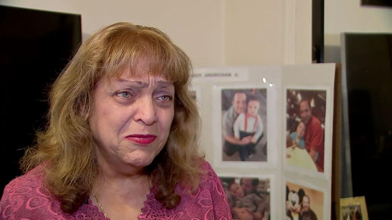 Vartoush Andressian, the grandmother of a missing 5-year-old South Pasadena boy, is shown during an exclusive interview.