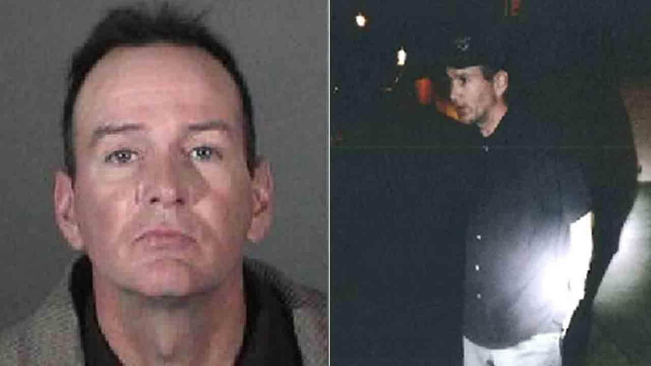 A warrant has been issued by UCLA police for an alleged peeper identified as Christopher Mendicino.