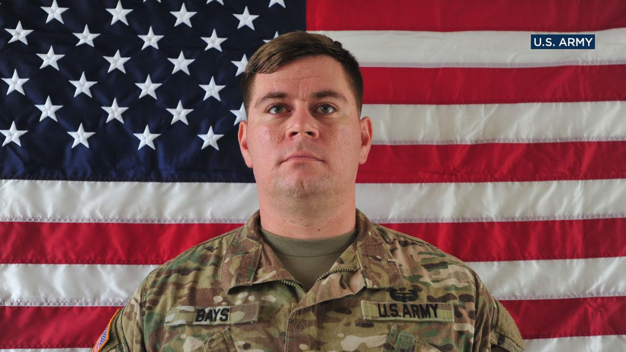 Sgt. William M. Bays, 29, of Barstow along with two other American soldiers were killed in an attack in Afghanistans Peka Valley, according to the Defense Department.