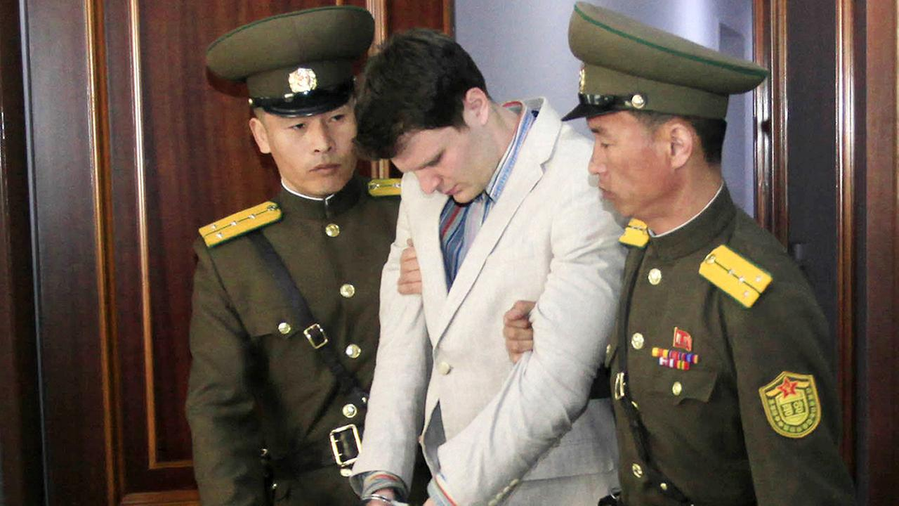 Otto Warmbier, US student freed by North Korea in coma, dies