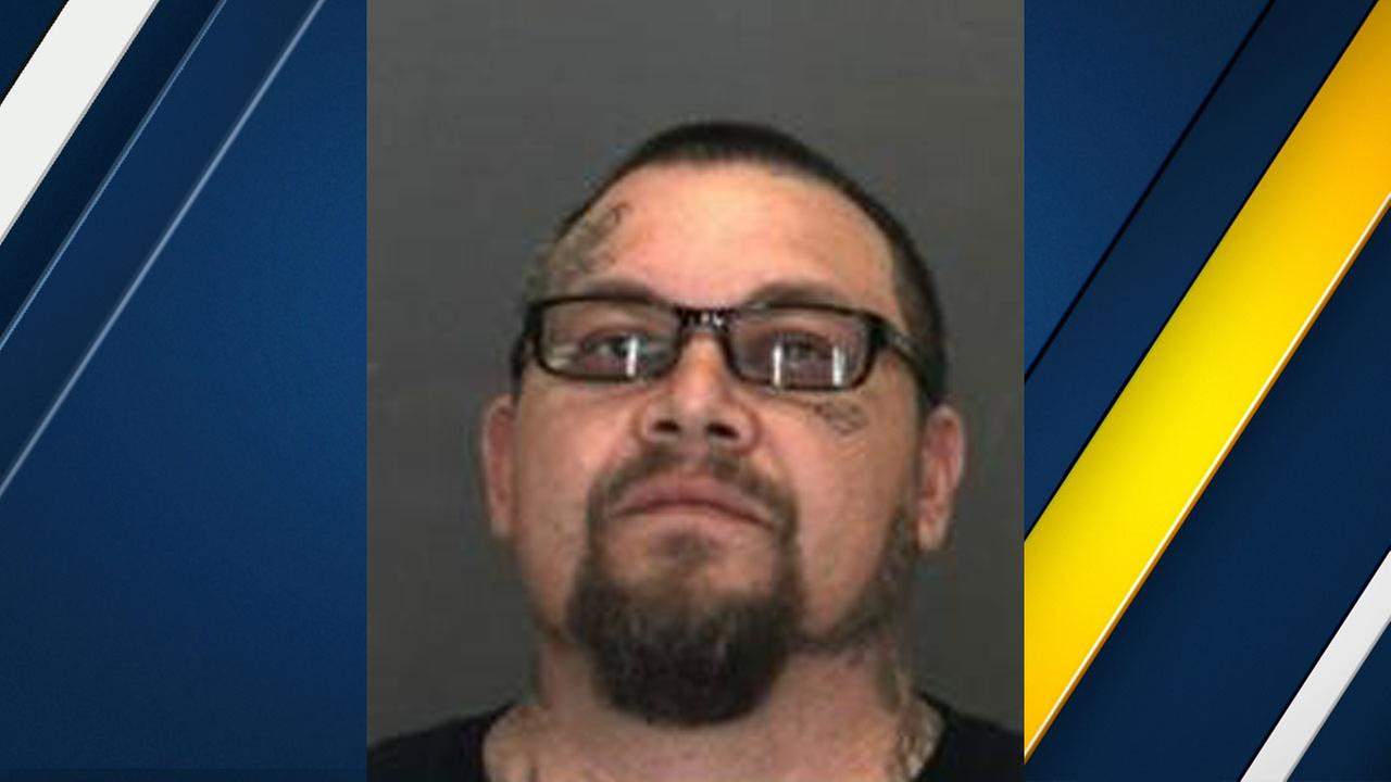 Henry Camarena, 43, of Hesperia, is shown in a mugshot.