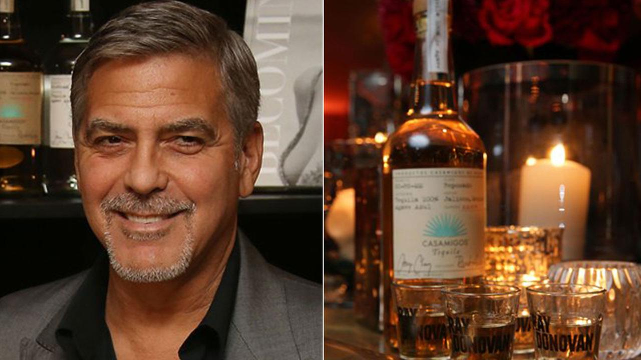George Clooney is selling his tequila company in a deal that is worth a whopping $1 billion.