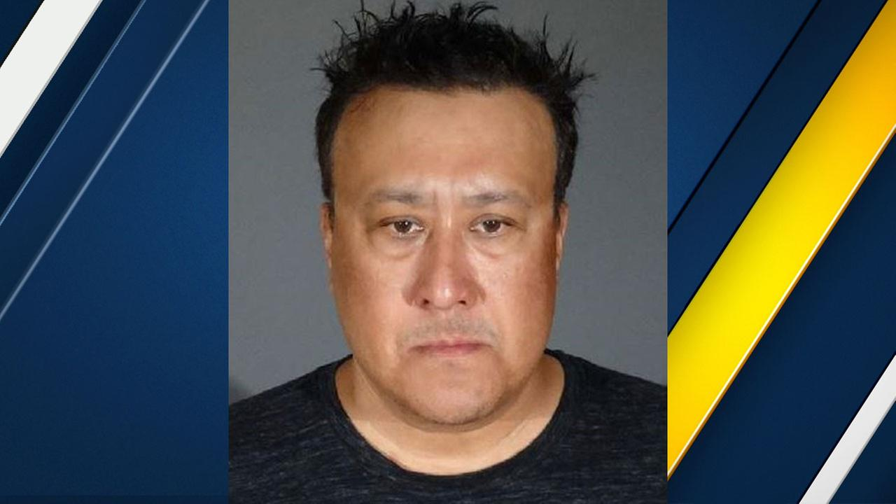 Joseph Baldenebro, a teacher at Miramonte Elementary School in South El Monte, arrested on Wednesday, June 21, 2017, for allegedly molesting students between 8 and 11 years old.
