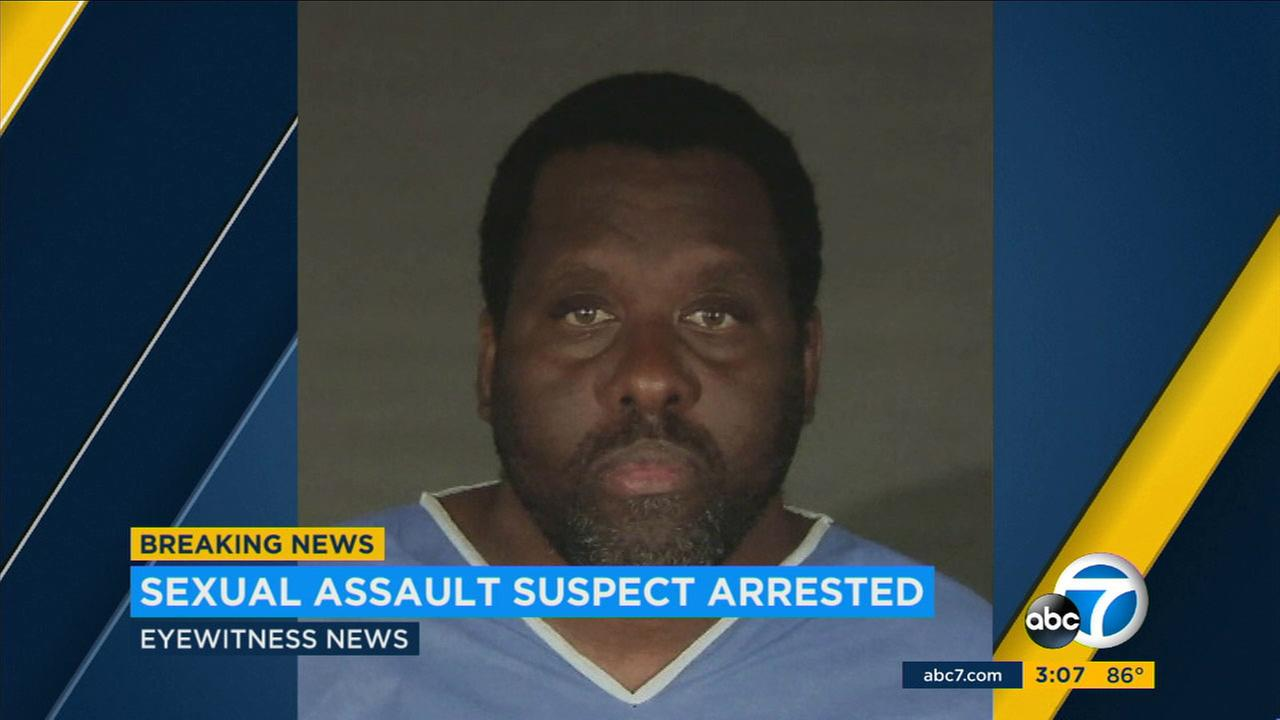 Alarick Spence, an Uber driver and convicted felon, is a suspect in the sexual assault of an unconscious female passenger in North Hollywood.