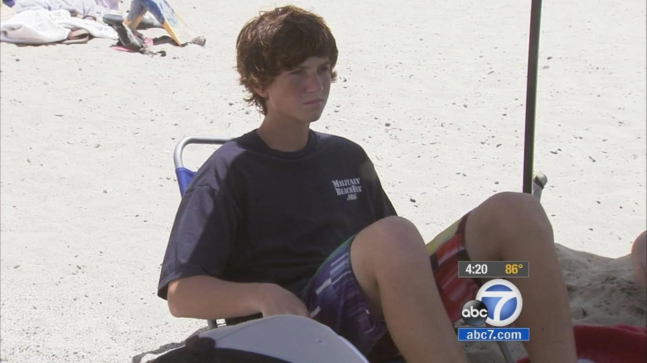 Cool Kid Patrick Sterba gives back to the military by providing service members with well-deserved R&R in the sun.