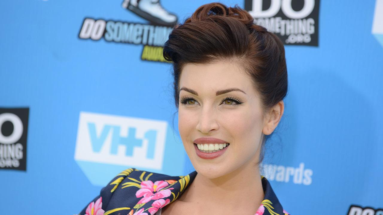 Stevie Ryan arrives at the Do Something Awards at the Avalon on Wednesday, July 31, 2013, in Los Angeles.