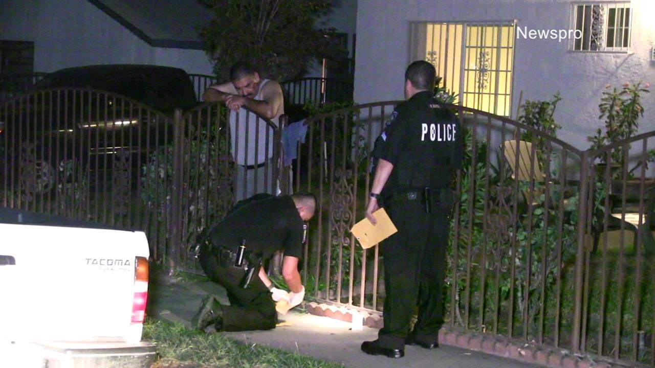 3 kids hospitalized in San Bernardino fireworks accident