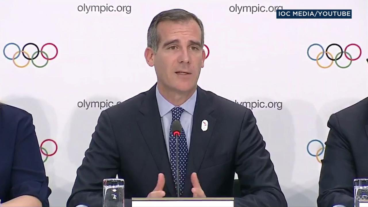Olympics: IOC to pick LA, Paris for 2024, 2028 games in September