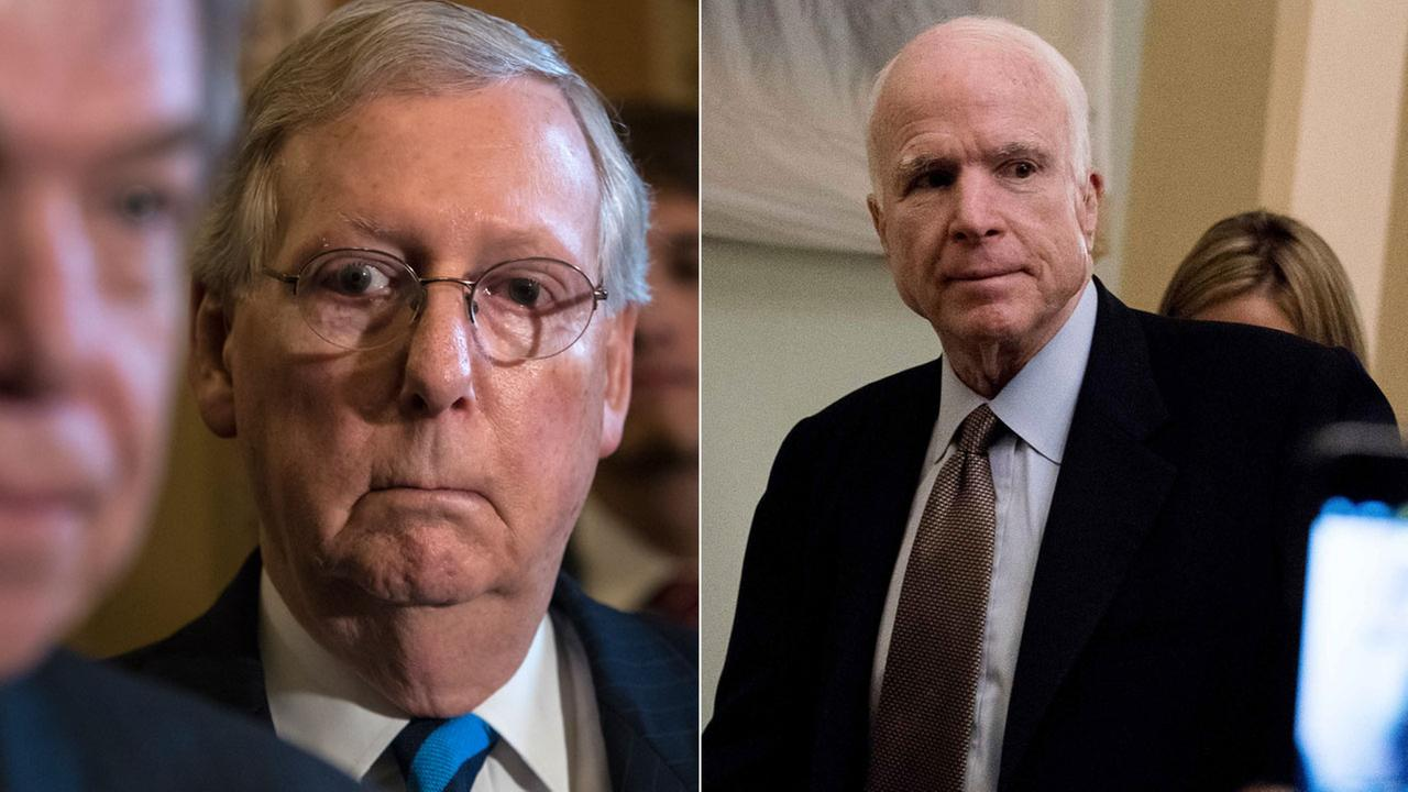 McConnell, McCain