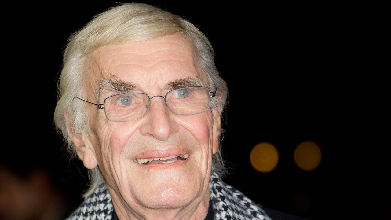 Martin Landau arrives at a screening for Tim Burtons Frankenweenie in London on Oct. 10, 2012.Joel Ryan/Invision/AP