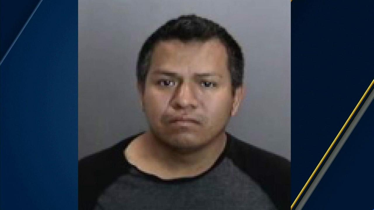 Byron Sanchez, accused of scamming families in Orange and Los Angeles counties out of thousands of dollars as an event planner.