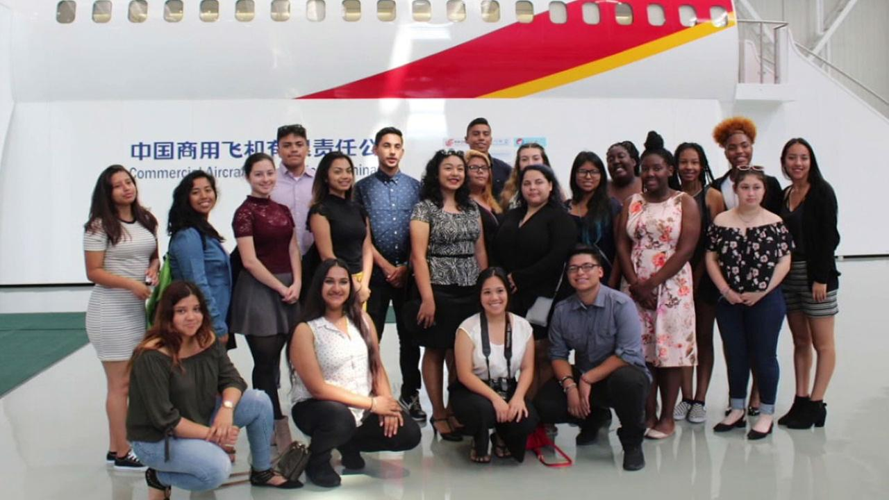 A group of 22 L.A. County Youth of the Year nominees returned from an unforgettable 10-day trip to the Far East.