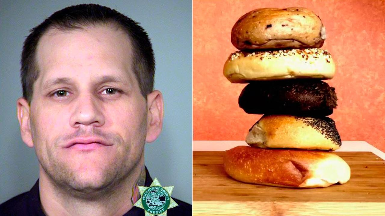 This undated photo provided by the Multnomah County Sheriffs office shows Jason Blomgren.