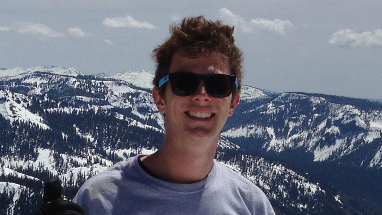 Nick Fagnano, 20, was killed after lightning struck Venice Beach on Sunday, July 27, 2014.