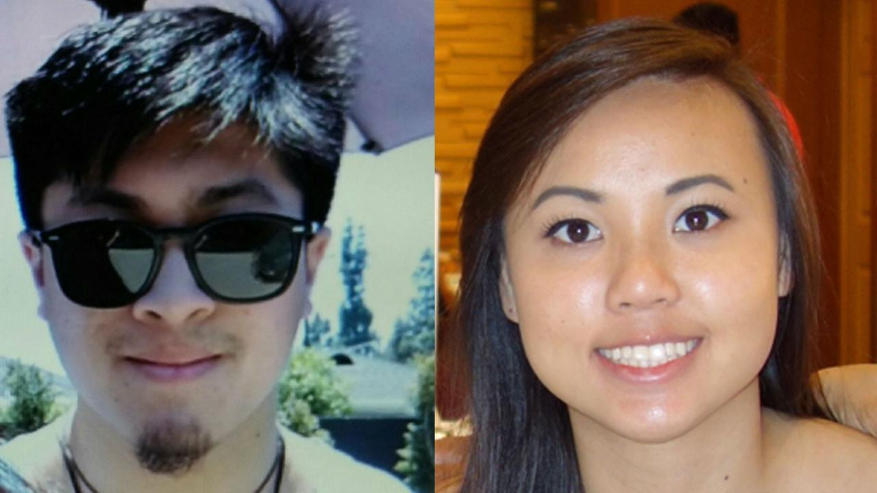 Search under way for couple missing in Joshua Tree National Park