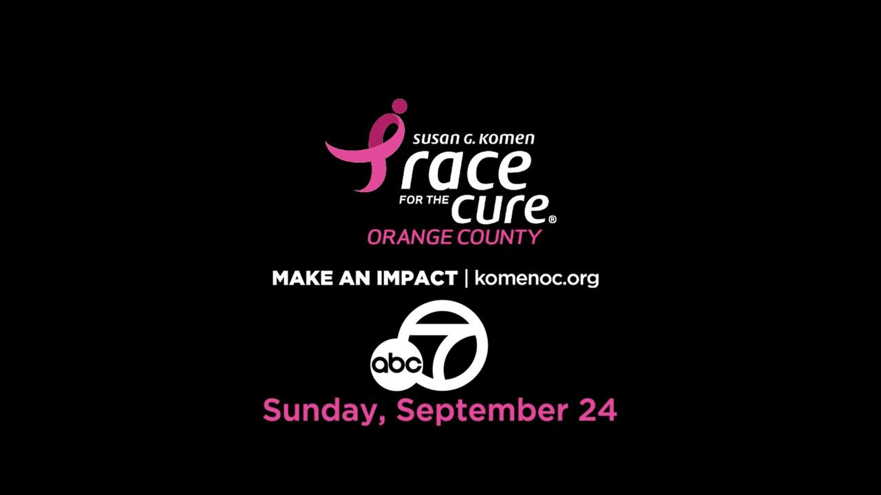 Susan G. Komen Orange County Race for the Cure