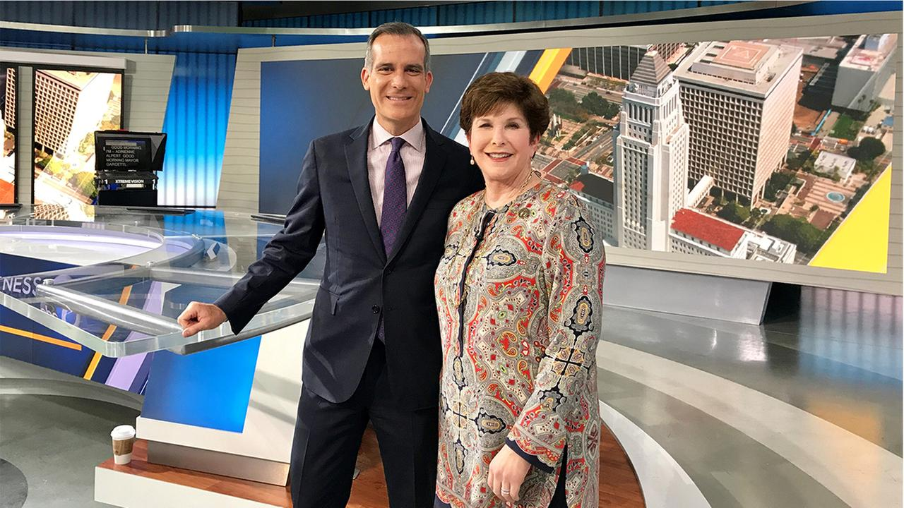L.A Mayor on another edition of Ask The Mayor on ABC7s Newsmakers