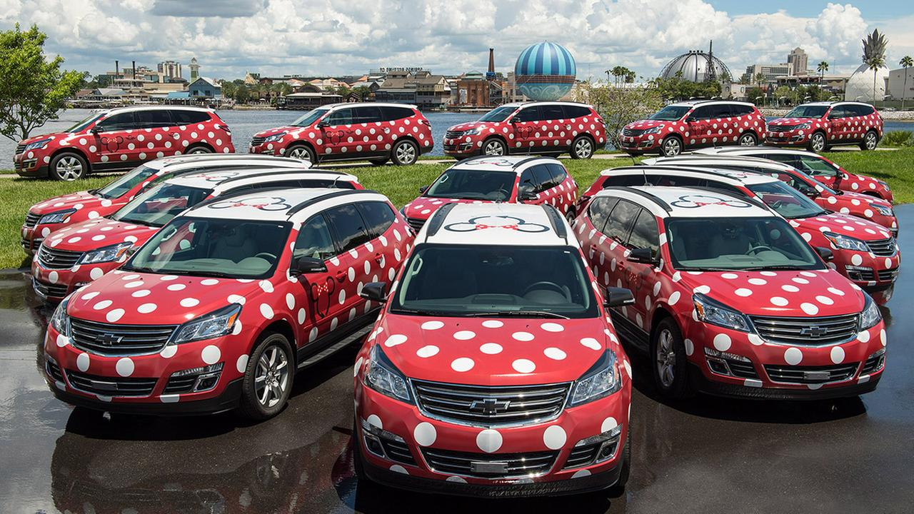 As of Monday, There's A New Way To Get Around Disney Property