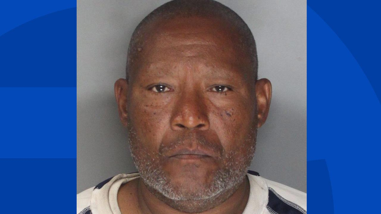 Booking photo of Michael Williams, July 29, 2014.