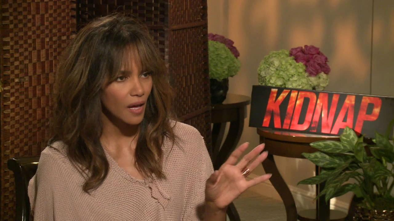 Halle Berry plays a woman who will stop at nothing to find her abducted son in the thriller Kidnap, which opens Friday.