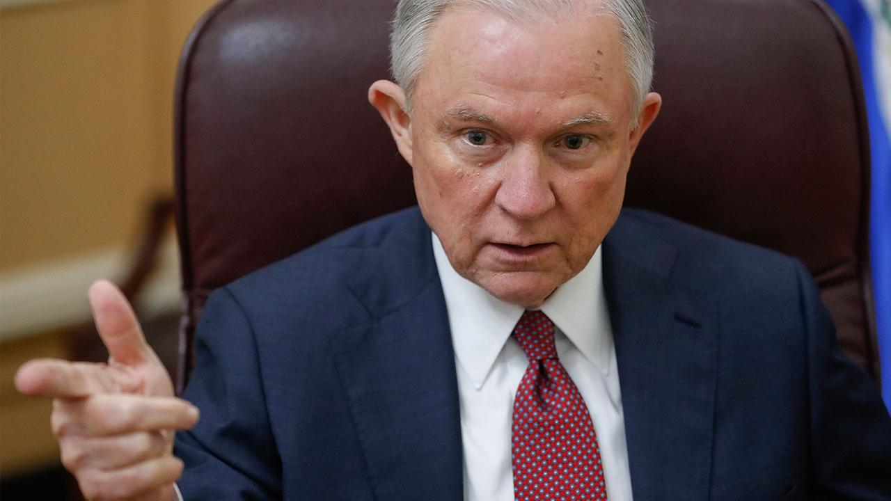 Report: Sessions takes aim at college affirmative action programs