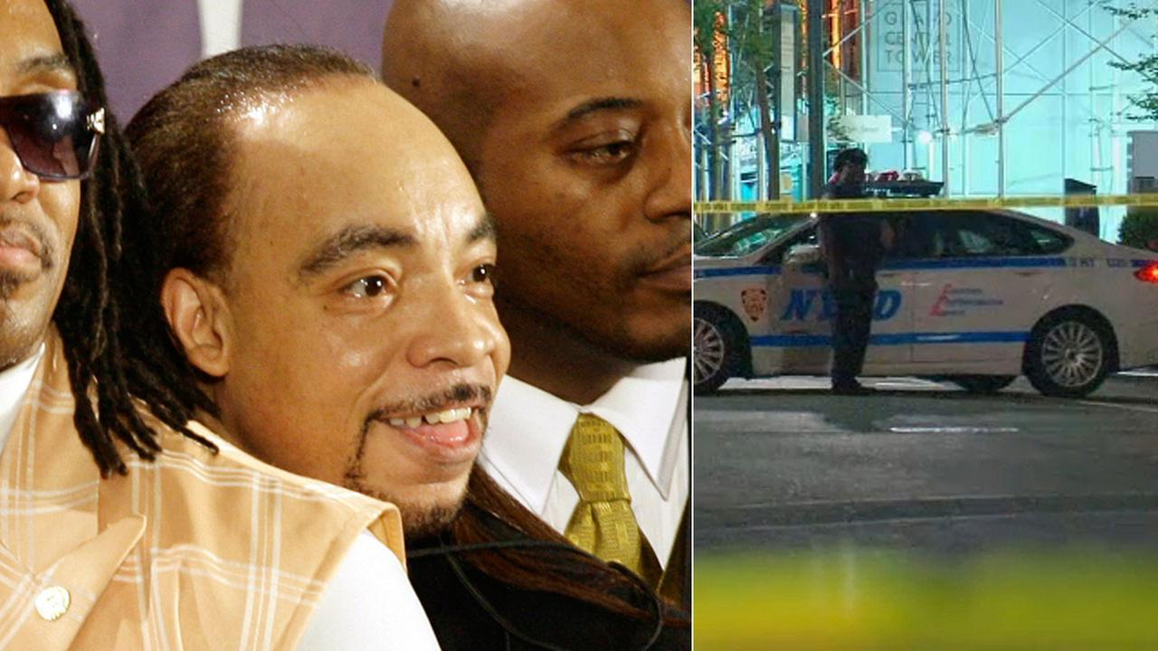 Grandmaster Flash and the Furious Five rapper the Kidd Creole arrested