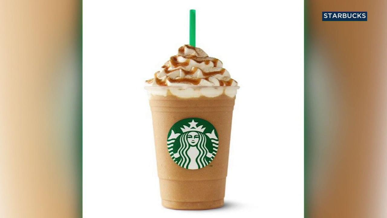 Starbucks is now selling an horchata almond milk frappuccino.