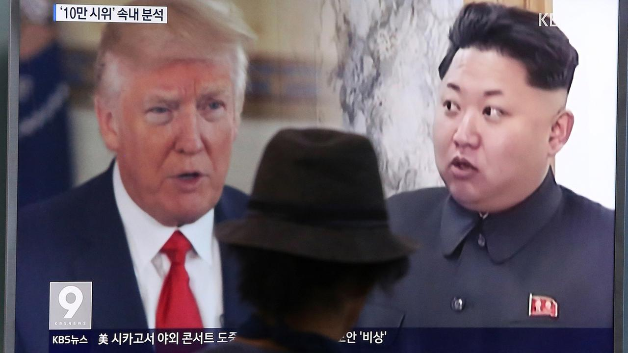 Trump says he 'probably' has 'very good relationship' with Kim Jong Un