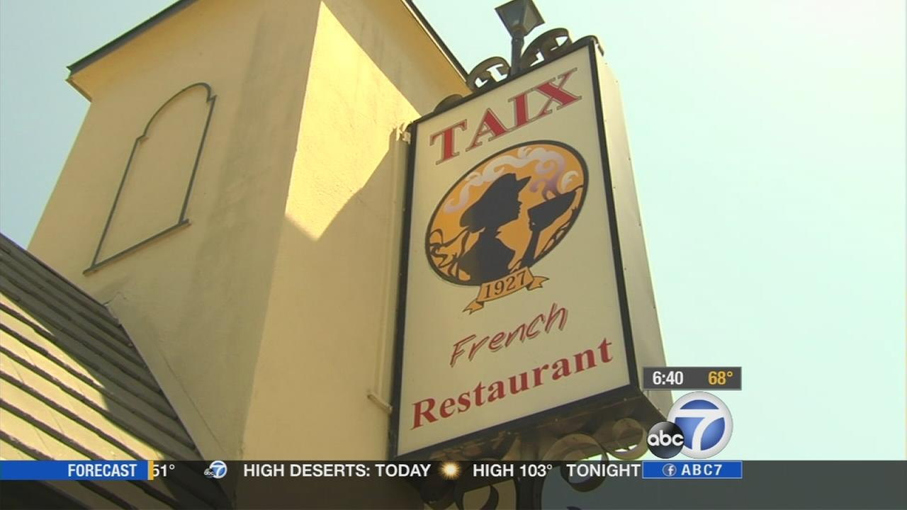 Taix serves up classic French dining in Echo Park. Eye On L.A. host Tina Malave brings you a sneak peek.
