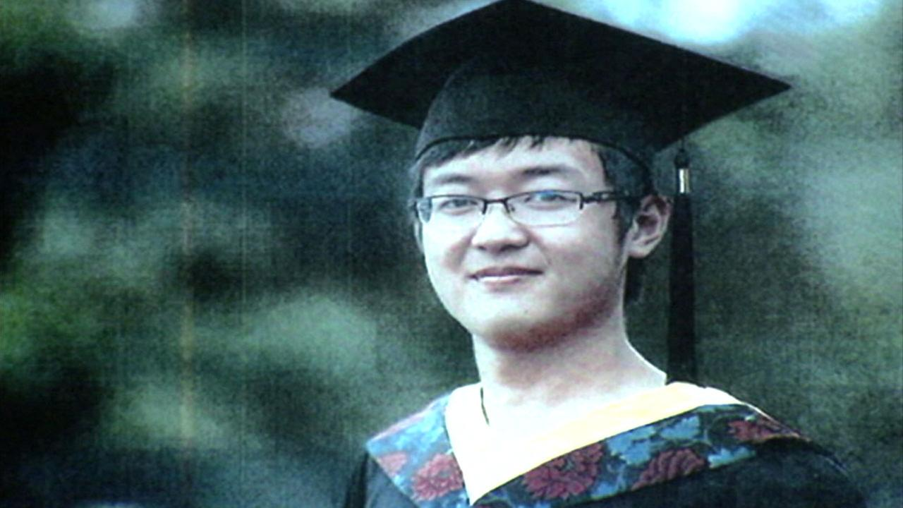 USC graduate student Xinran Ji, 24, who was beaten to death by four people is shown in an undated photo.