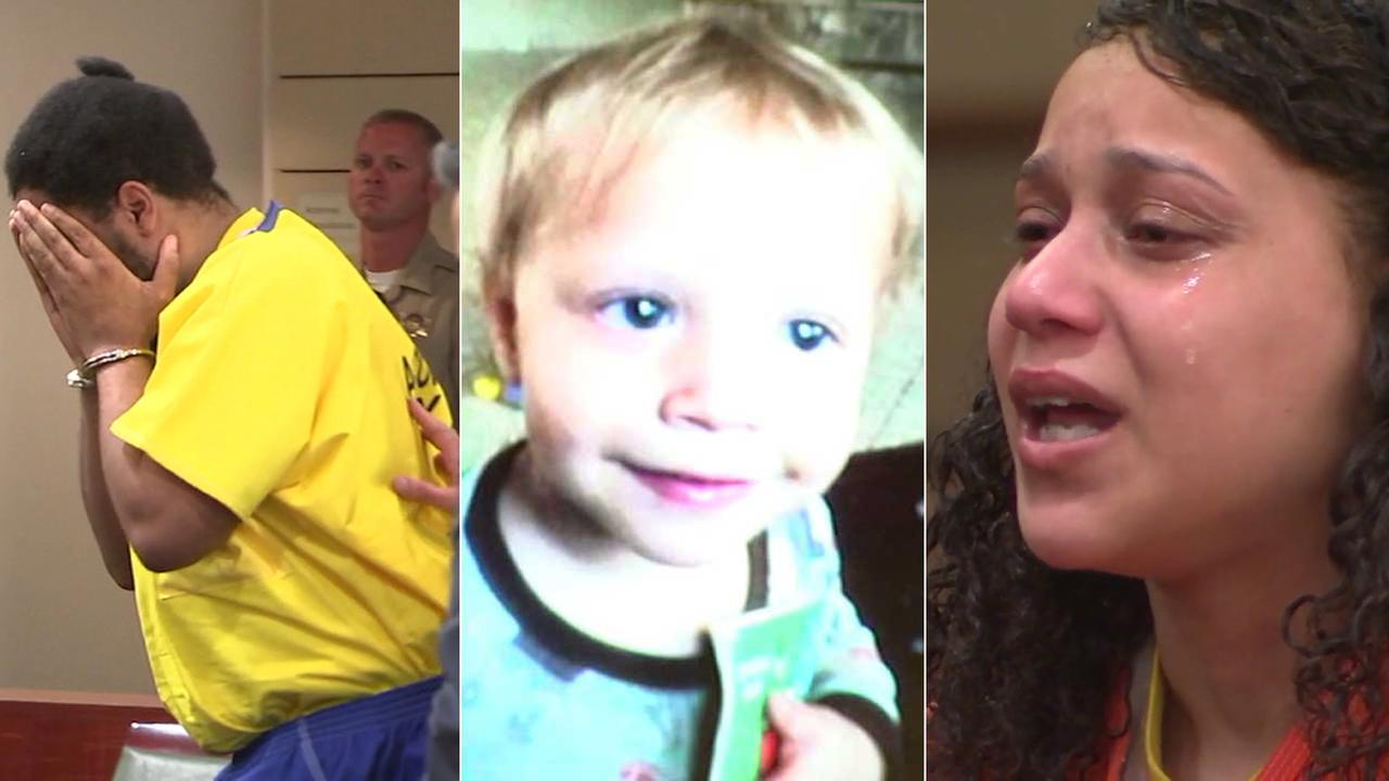 Rosie Lee Wilson and Brandon Jerel Williams were convicted of murdering Wilsons toddlers son, Anthony Wilson.