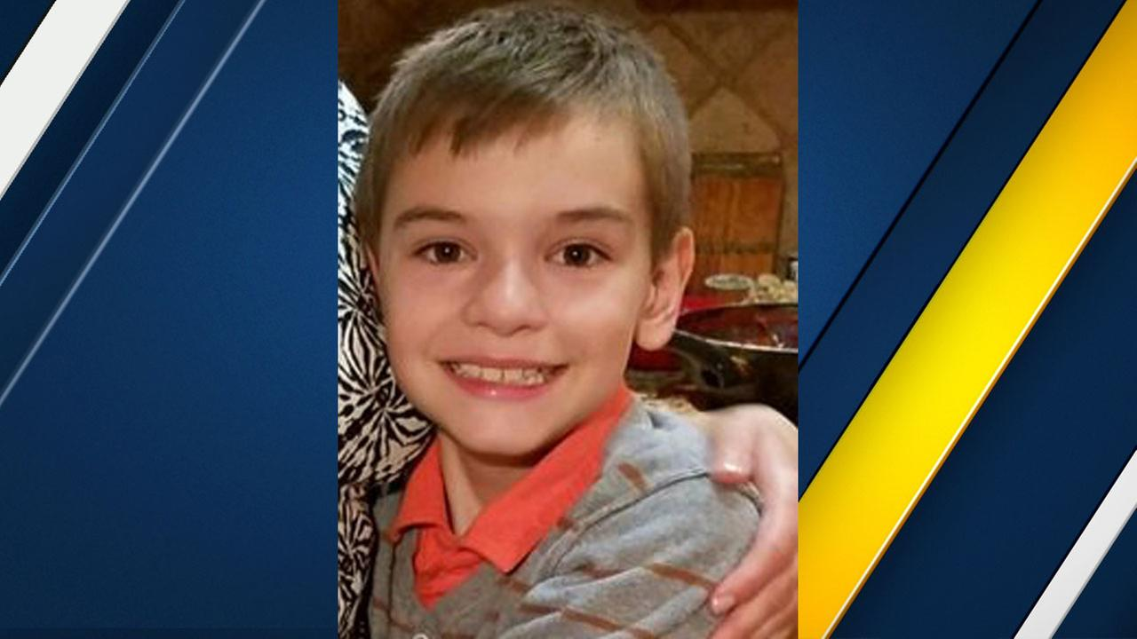 Daniel Morozov, 9, who was abducted in Santa Maria on Monday, Aug. 21, 2017, prompting an Amber Alert from police in Los Angeles, Ventura and Santa Barbara counties.