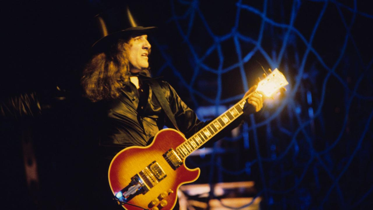 Dick Wagner, the skilled guitarist who worked with Alice Cooper, Lou Reed, Kiss and Aerosmith, died of respiratory failure on Wednesday, July 30, 2014. He was 71. <span class=meta>(Barrow Neurological Institute)</span>