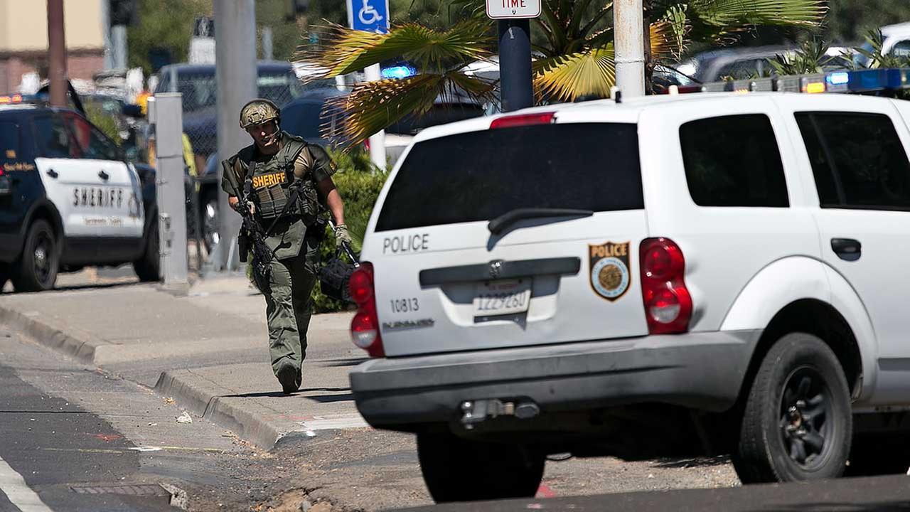 Castro Valley man suspected of fatally shooting Sacramento sheriff's deputy