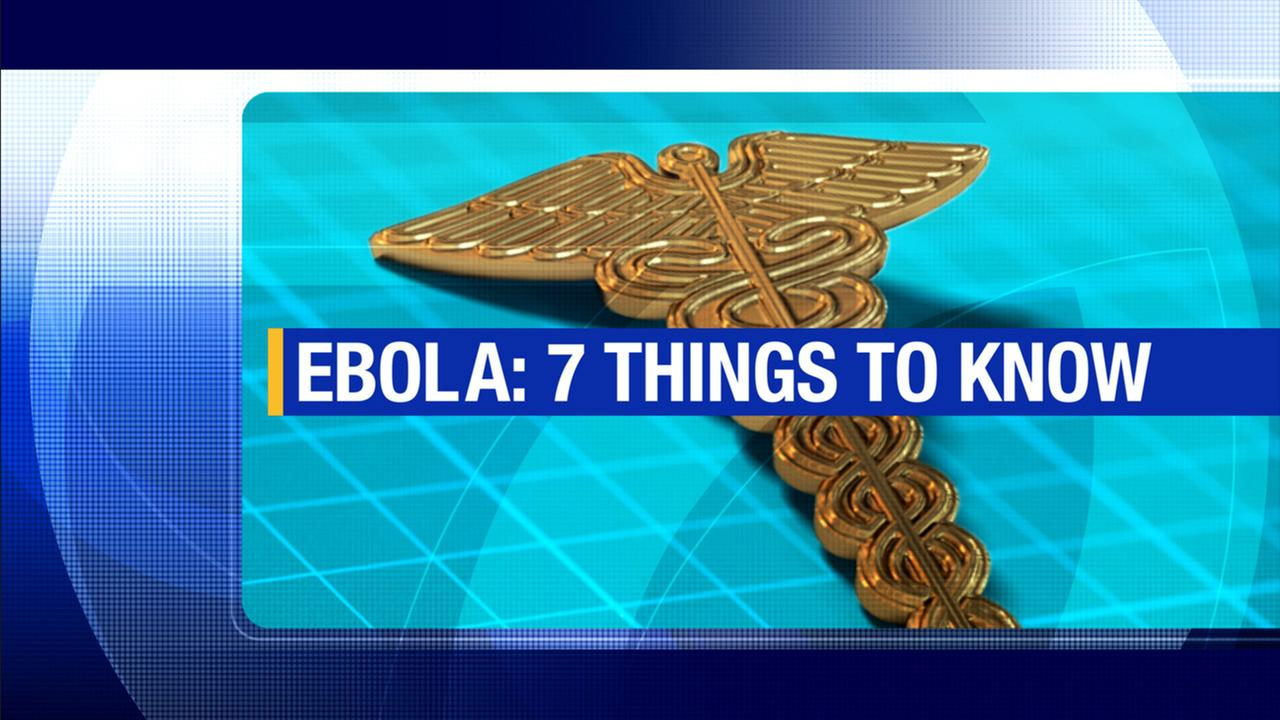 7 things to know about the Ebola virus