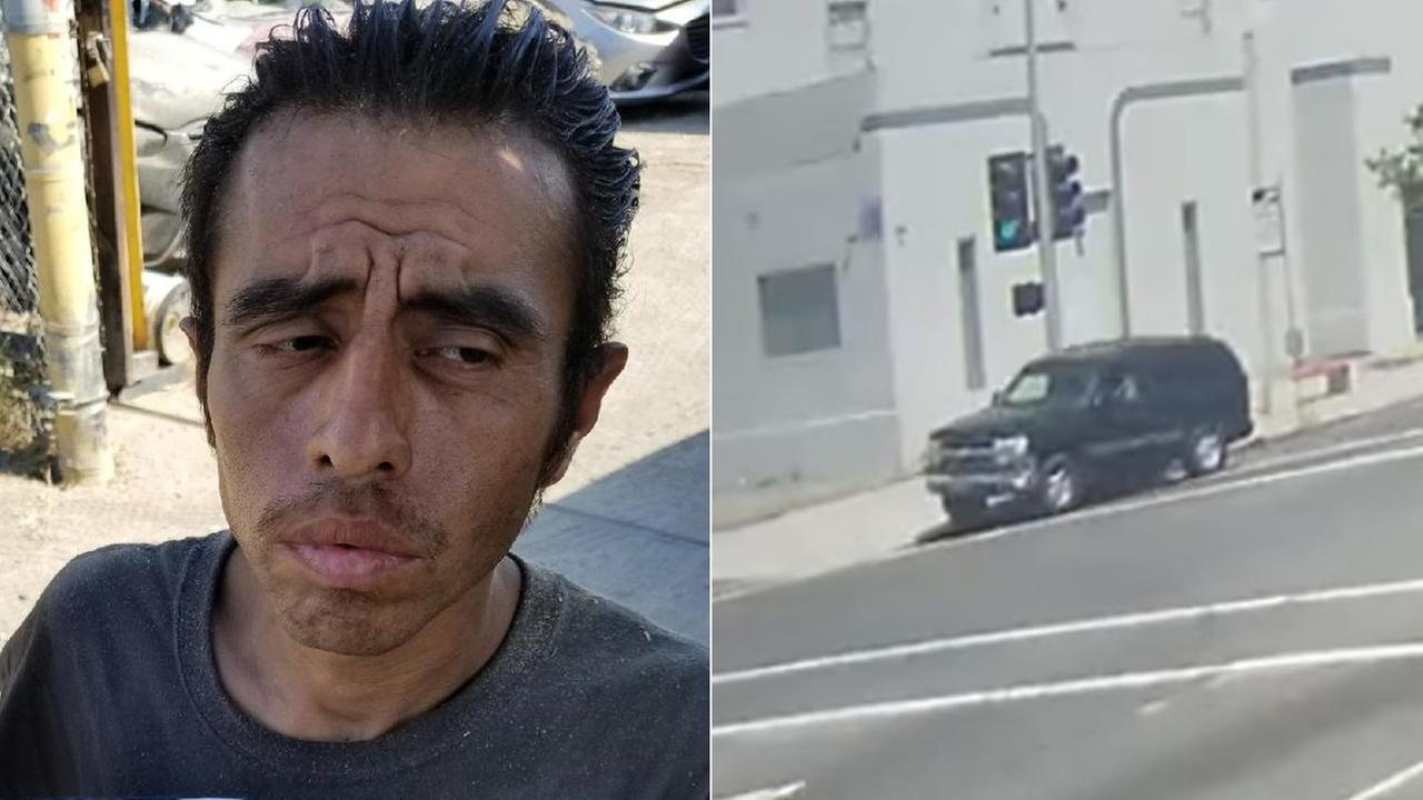 Long Beach police released a surveillance video and a photo of the suspect in a hit-and-run crash that occurred Wednesday, Aug. 30, 2017.