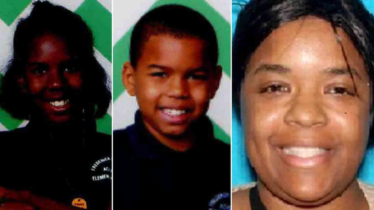 Adoniah Freeman and Emanuel Freeman were taken by their mother, 37-year-old Ameenah Rasheedah Freeman, Monday Aug. 4 ,2014.