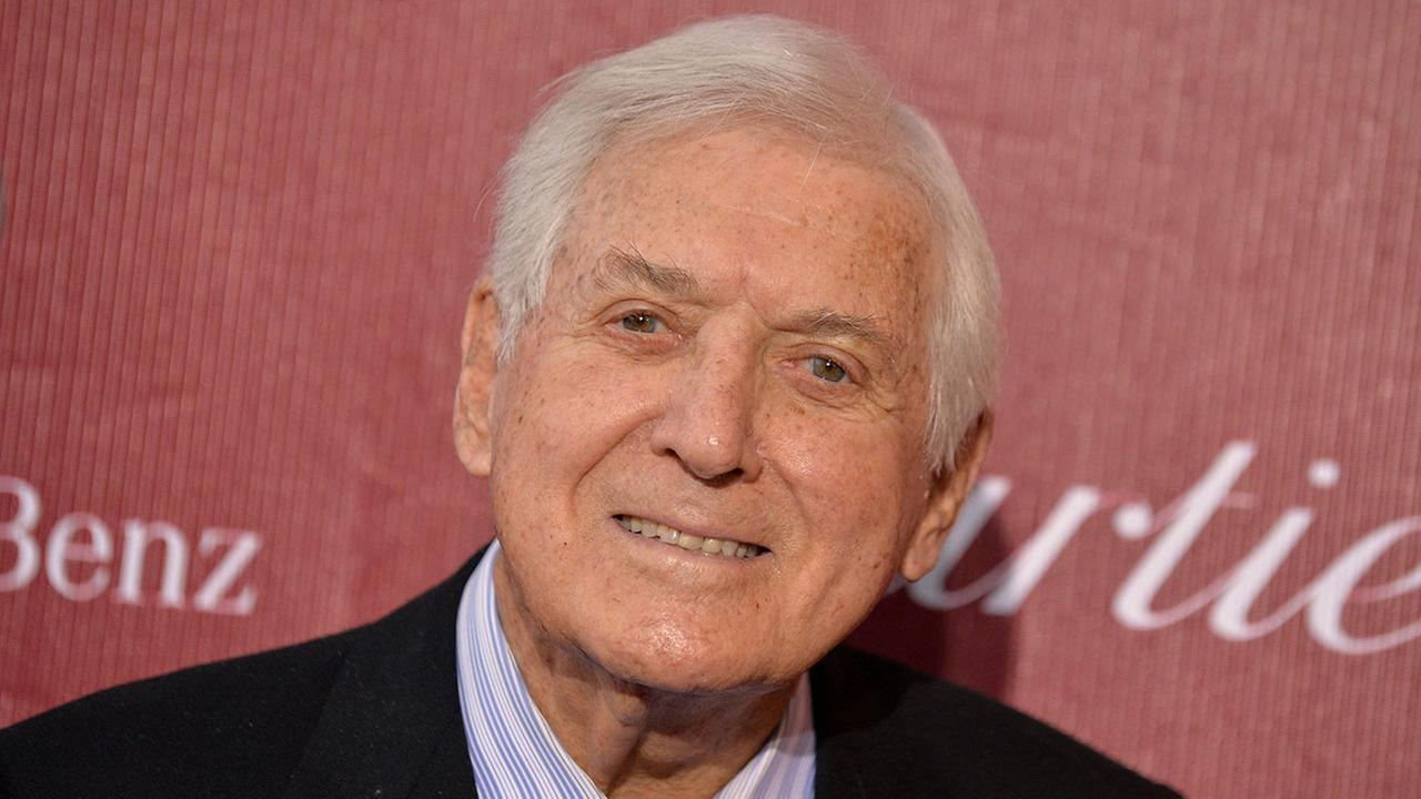 Monty Hall arrives at the Palm Springs International Film Festival Awards Gala at the Palm Springs Convention Center on Saturday, Jan. 4, 2014.