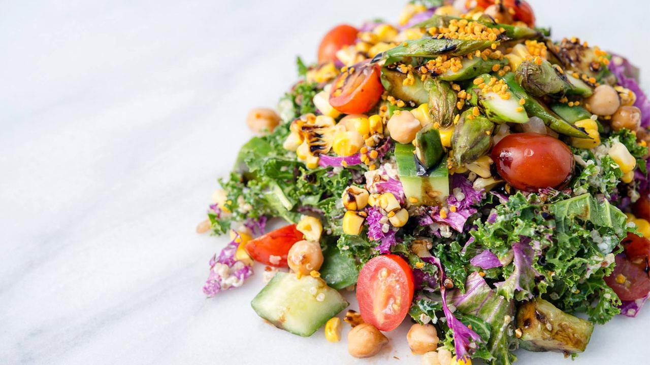 5 best delivery salads In Santa Monica