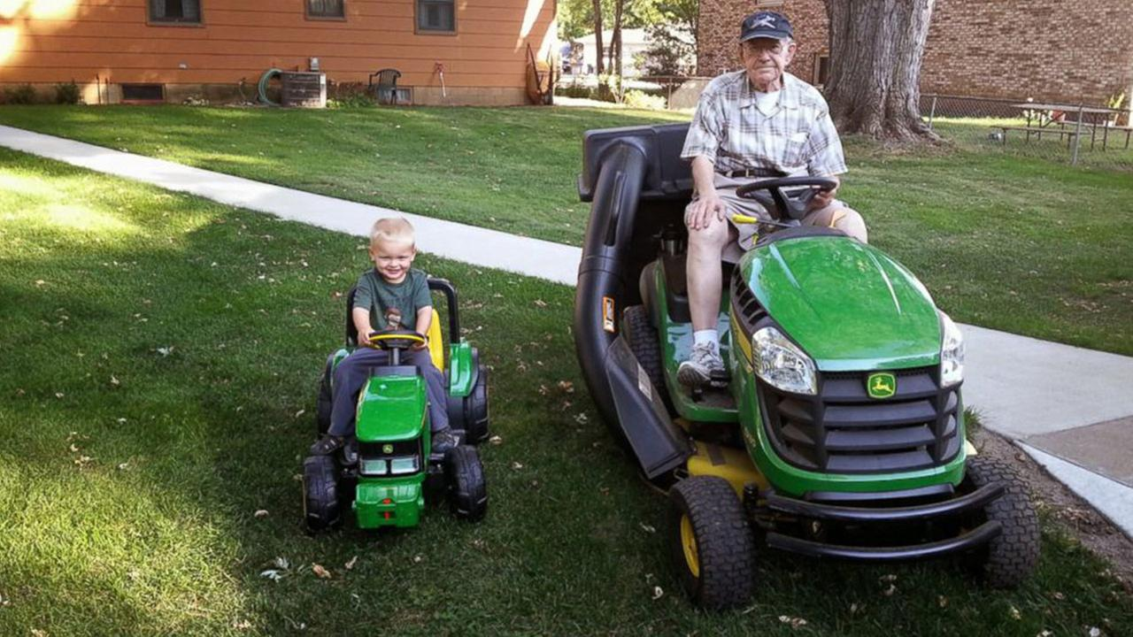 This 4-year-old Boy and his 90-year-old BFF Proves True Friendship ...