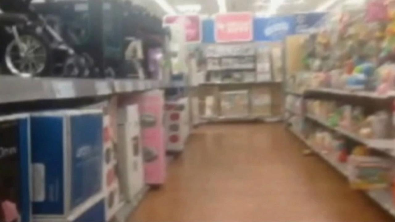 Workers at a Wal-Mart in Corsicana, Texas, discovered that a 14-year-old boy had been living inside the store.