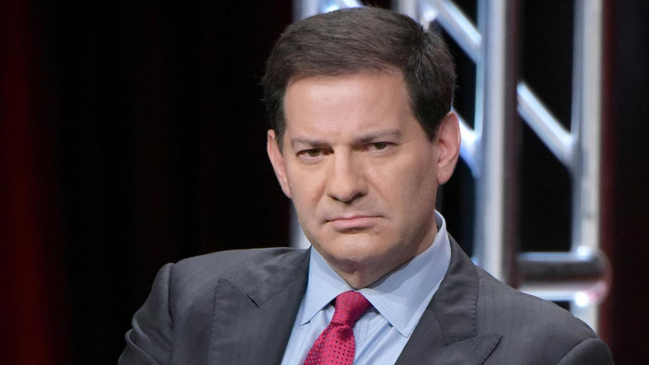 In this Aug. 11, 2016, file photo, producer Mark Halperin participates in The Circus of Politics panel during the Showtime Critics Association summer press tour in Beverly Hills.