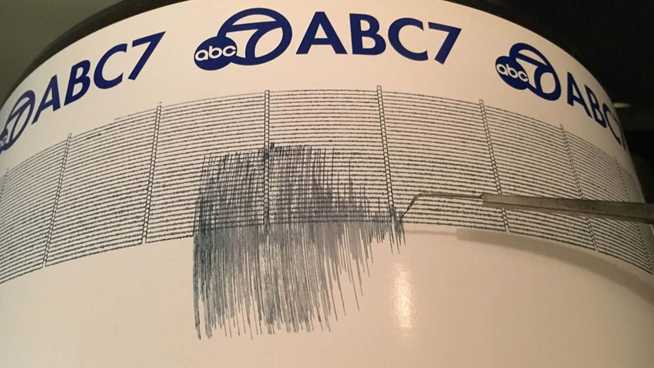 4.3 magnitude natural disaster strikes off California coast near Santa Barbara