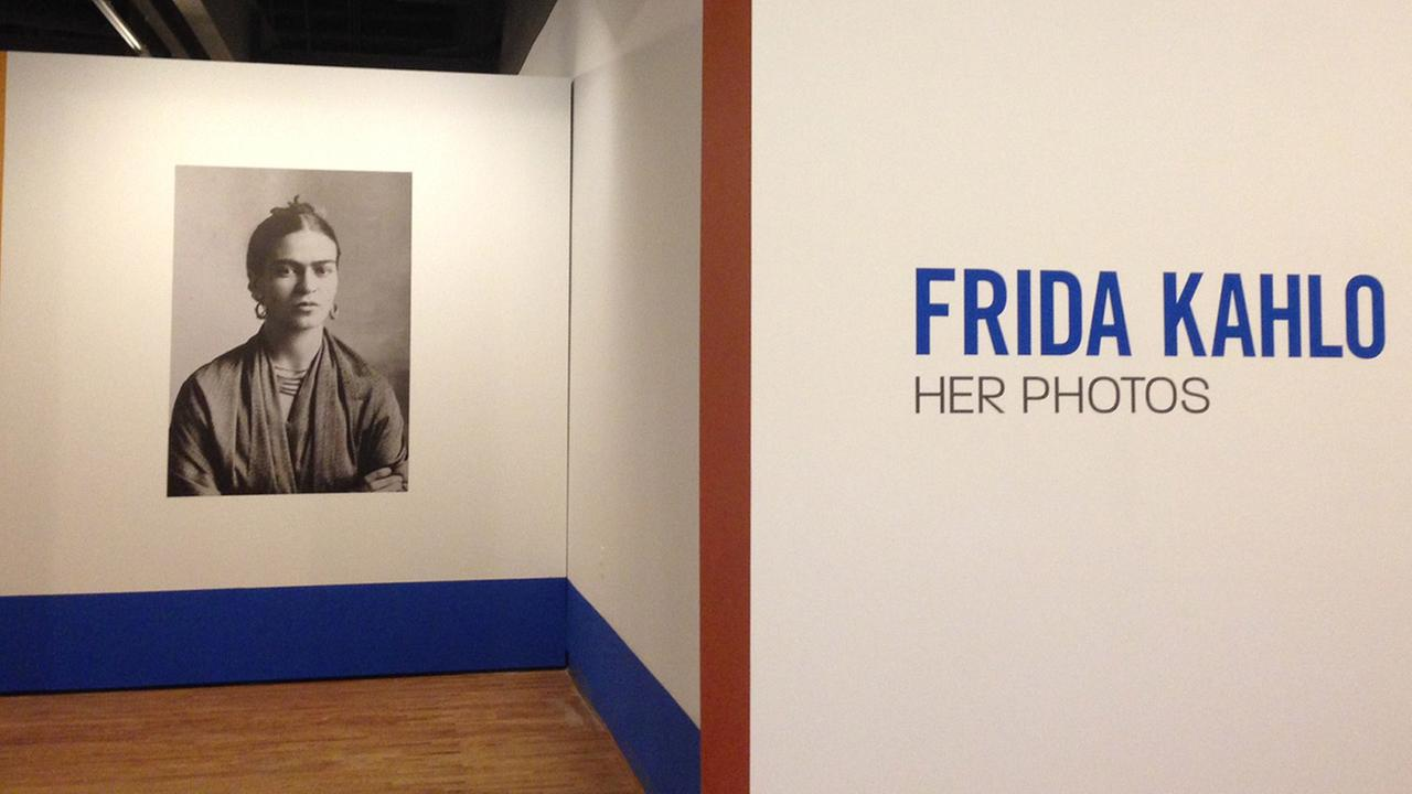 Frida Kahlo, Her Photos is a rare look at the personal life of the most famous Mexican female artist through her private photos.