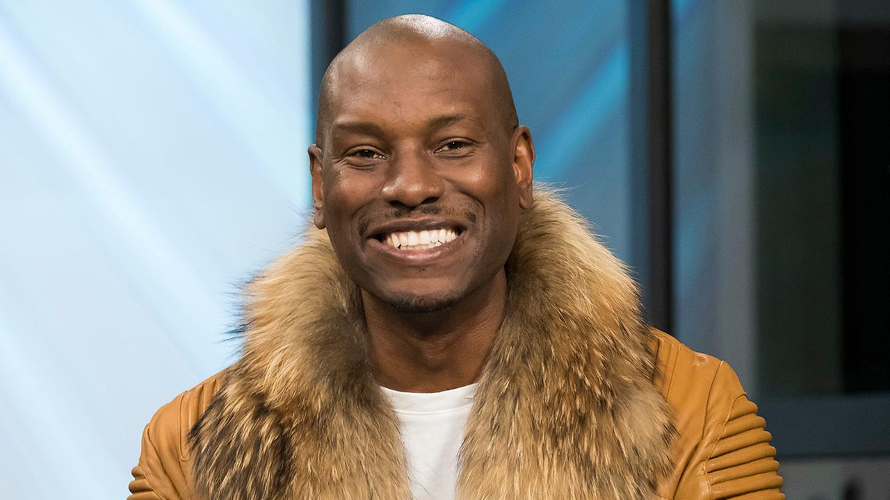 Tyrese Gibson participates in the BUILD Speaker Series to discuss upcoming The Fate of the Furious film at AOL Studios on Thursday, April 6, 2017, in New York.