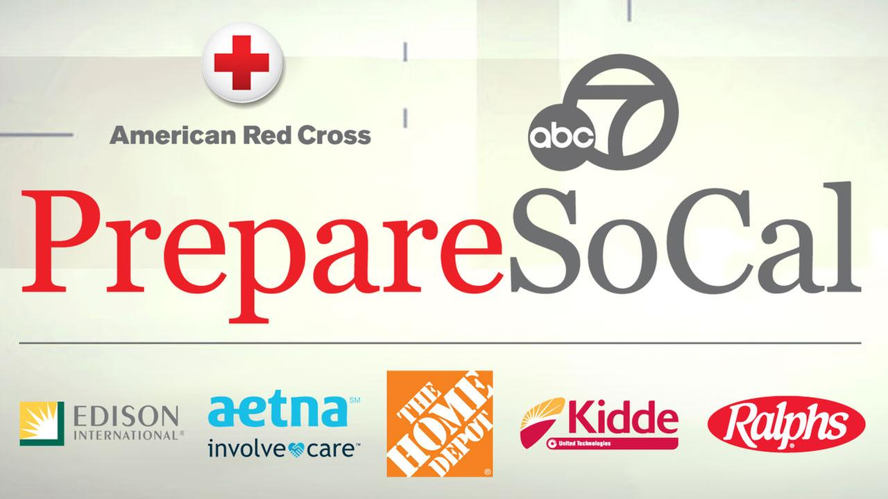 ABC7, Aetna and Edison International have joined the American Red Cross PrepareSoCal campaign.
