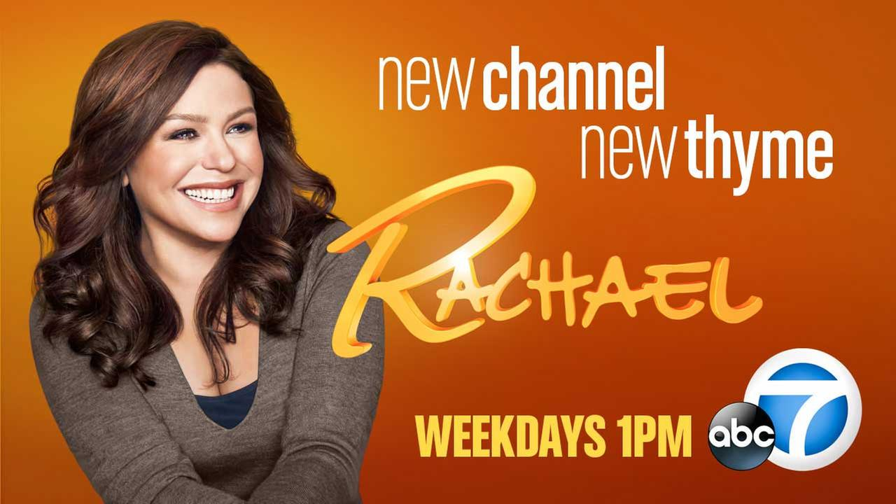 Rachel, weekdays at 1 p.m. on ABC7