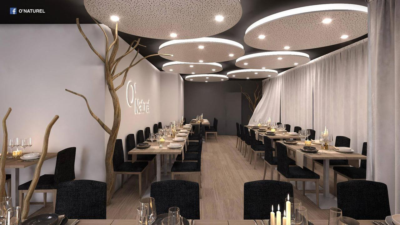 Paris opens first-ever nudist restaurant that requires diners go au naturel