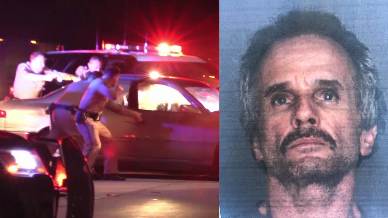 Thomas Hill, an Upland resident, was booked into the West Valley Detention Center in Rancho Cucamonga on suspicion of murder.