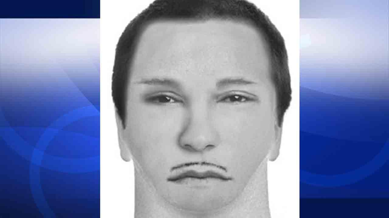 A composite sketch was released of a suspect accused of impersonating a police officer in San Clemente Thursday, Aug. 14, 2014.